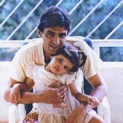 Throwback Foto Masa Kecil Deepika Padukone