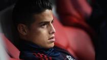 Napoli Tunggu Keputusan James Rodriguez