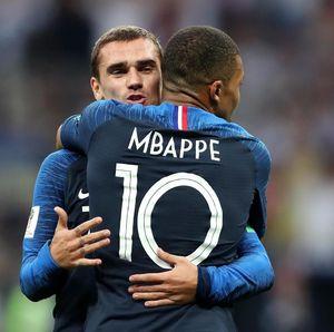 Ini Skuad Prancis untuk Piala Eropa 2020