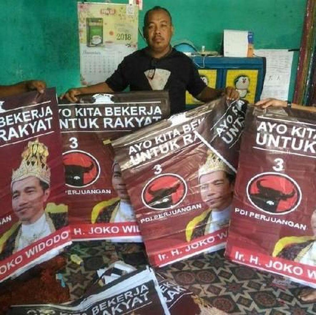 PDIP Ragu Pemasang Raja Jokowi Pro-Jokowi, Ini Analisisnya