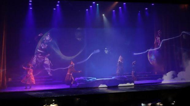 Melihat Kisah 'Mahabarata' yang Kekinian dari Teater Koma