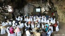 Raja Ampat Tiru Pengelolaan Geopark Gunung Sewu