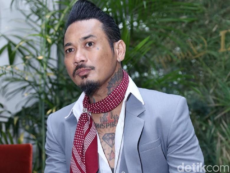 Jerinx SID. Foto: Ismail/detikFoto