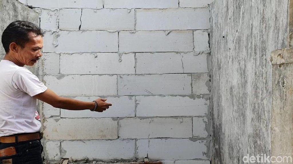 Gang Ditembok Setukpa Polri, Warga Dua Kali Surati Pemkot Sukabumi