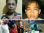 3 Pembunuh Sopir GrabCar Palembang Ditangkap, Ini Tampangnya