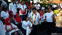 Erick Thohir Hadiri Deklarasi Relawan Emak-emak Jokowi di Yogya