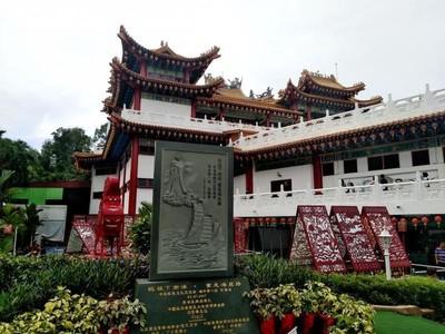 Thean Hou Temple, Tempat Kamu Bertemu Dewa Pernikahan dan Cinta