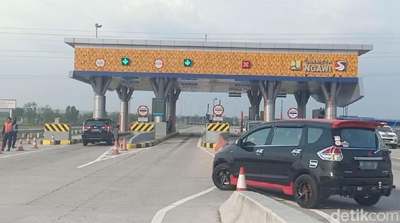 Hoax Tol Ngawi-Sragen Dibuka, Banyak Mobil Jadi Korban