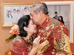 Coretan Mesra Ani Yudhoyono ke SBY: Maafkan Saya Merepotkan Pepo