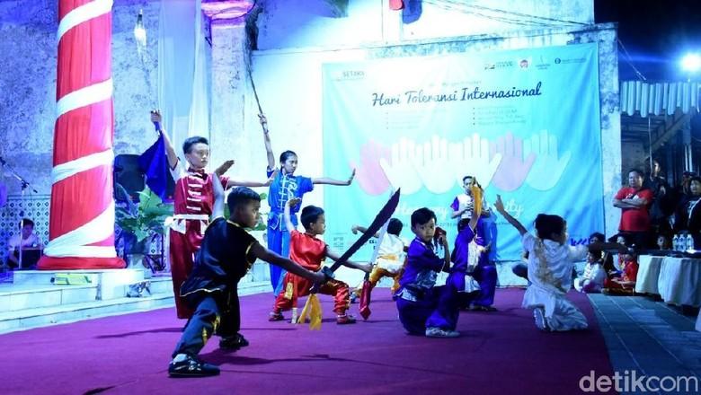 Hari Toleransi Internasional Digelar di Kediri, Ini Kemeriahannya