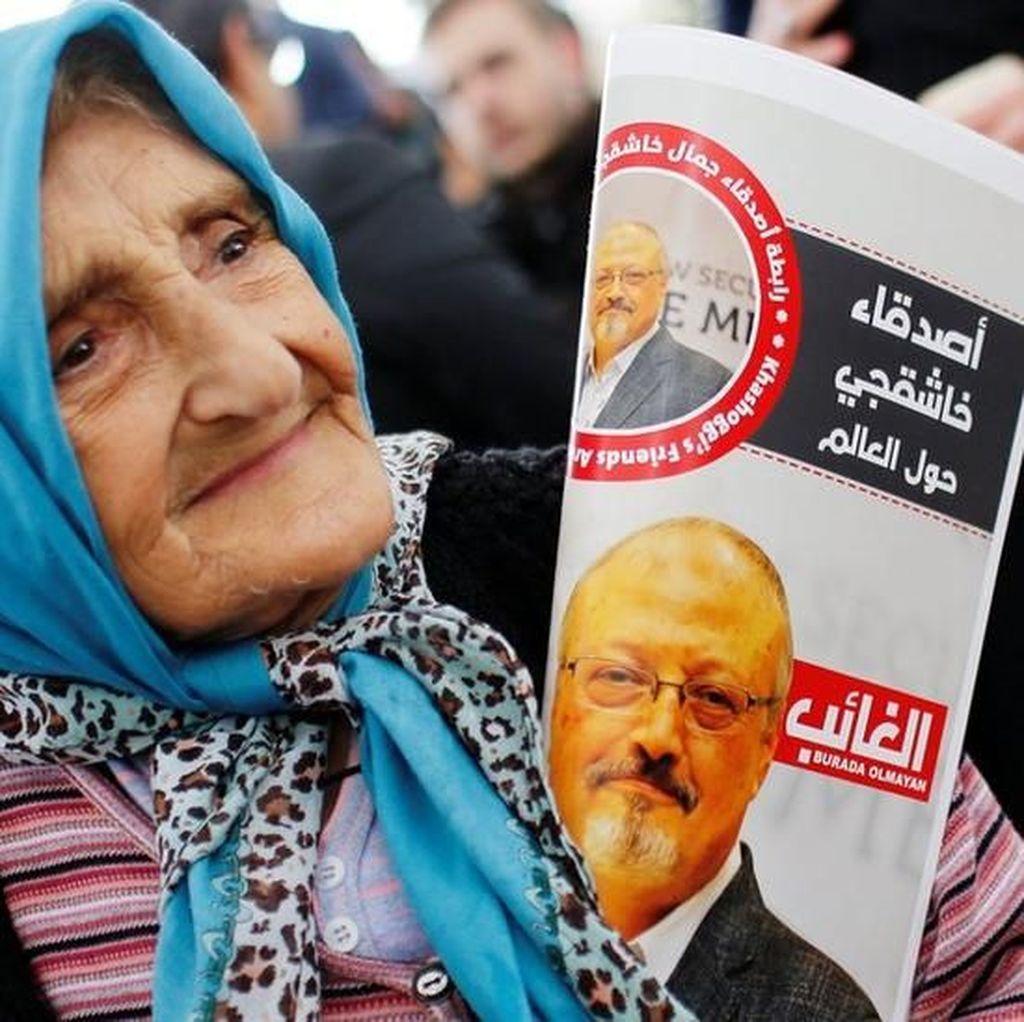 Salat Gaib untuk Khashoggi di Mekah dan Kota-kota Lain di Dunia