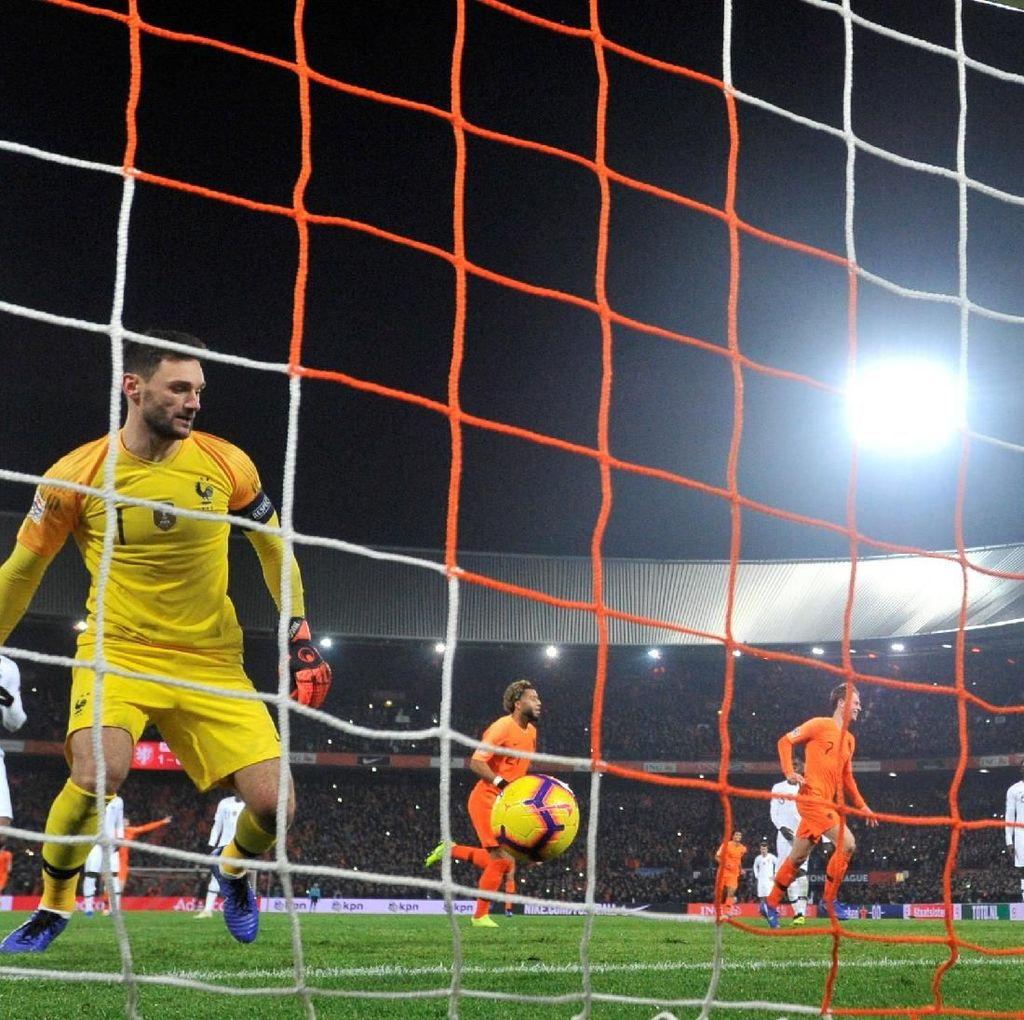 Koeman: Belanda Kurang Banyak Bikin Gol ke Gawang Prancis