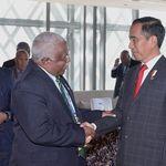 RI Bidik Investasi Kelapa Sawit dan Wisata di Kepulauan Solomon