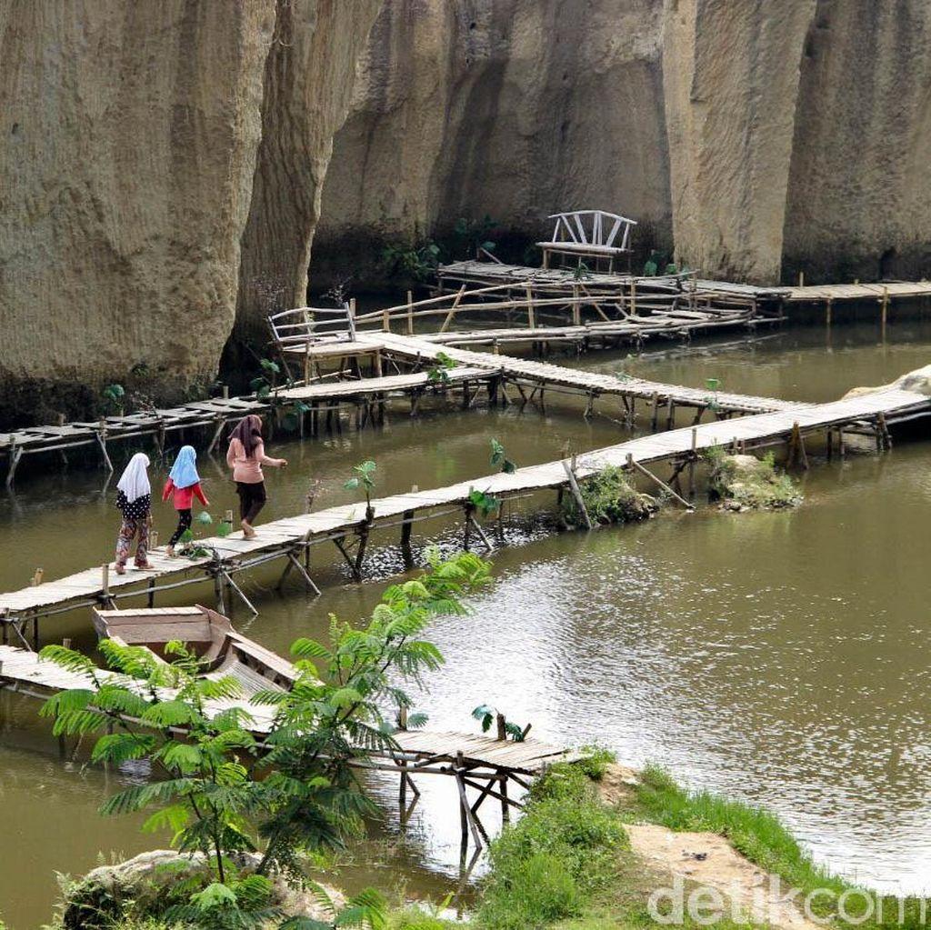 Tebing Koja, Destinasi Wisata Cantik di Tangerang