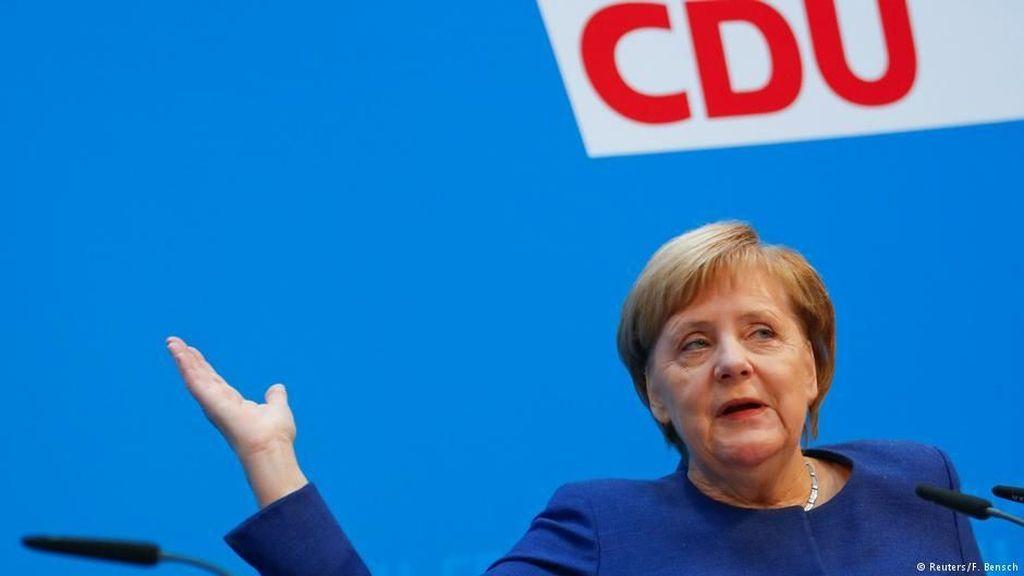 Syarat Angela Merkel Bagi Huawei Soal Partisipasi 5G
