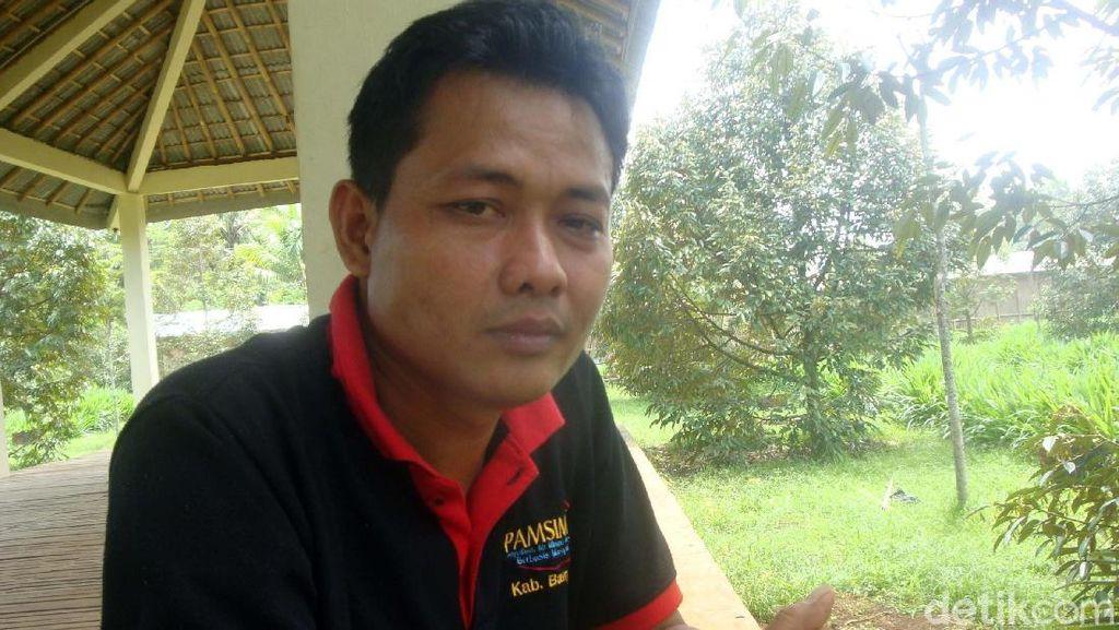 Foto: Pria Ini Ubah Tanah Angker Jadi Agrowisata di Banyumas