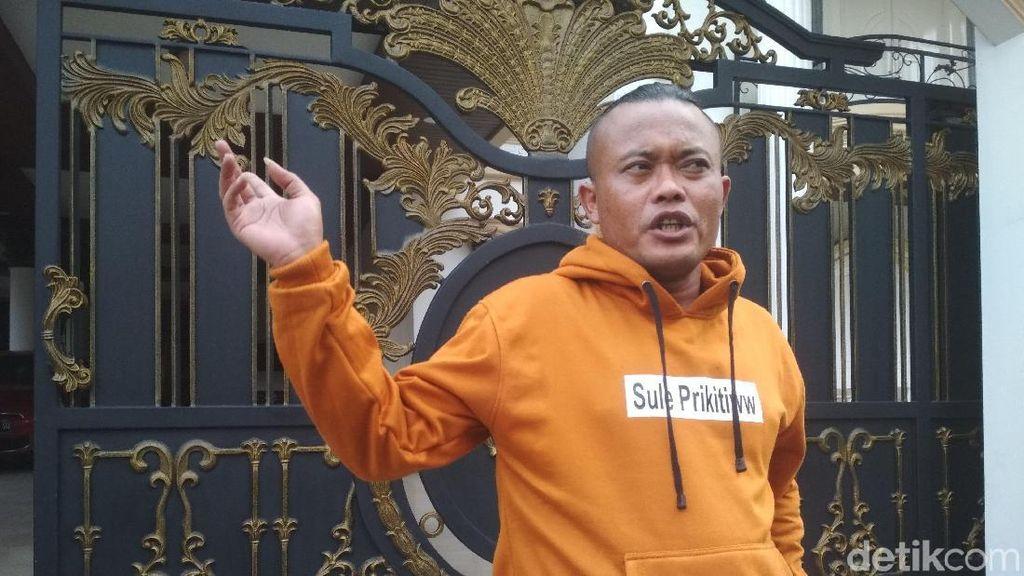 Kini Kaya Raya, Sule Dulu Pernah Tidur di Trotoar 1 Tahun