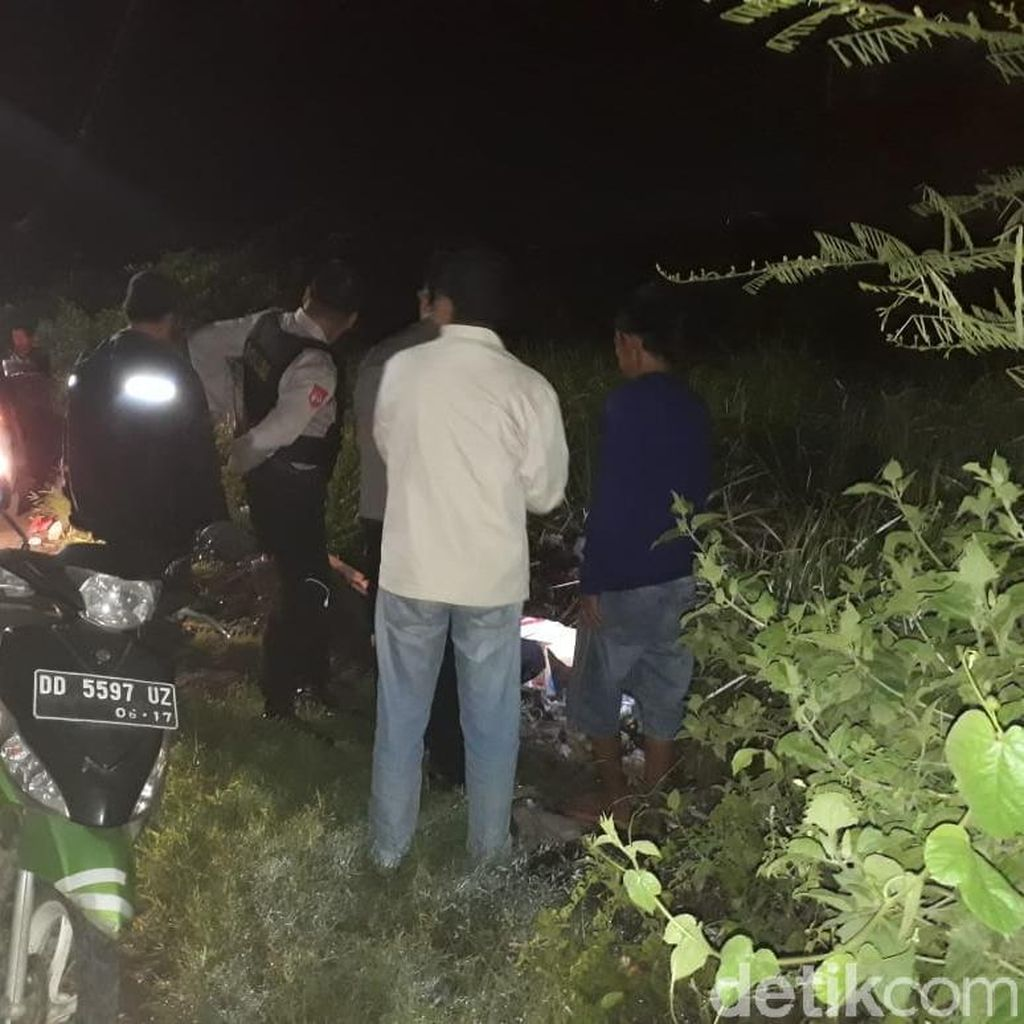 Jenazah Bayi Ditemukan di Tempat Sampah di Makassar