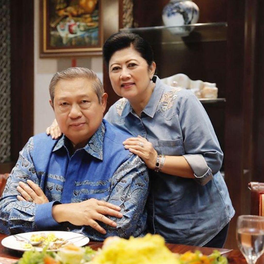 Kisah Cinta Susilo Bambang Yudhoyono dan Ani Yudhoyono