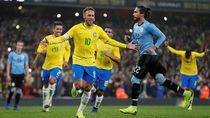 Link Live Streaming Uruguay Vs Brasil