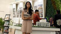 Deretan SPG Cantik Pameran Properti Yang Bikin Pengunjung Gagal Fokus