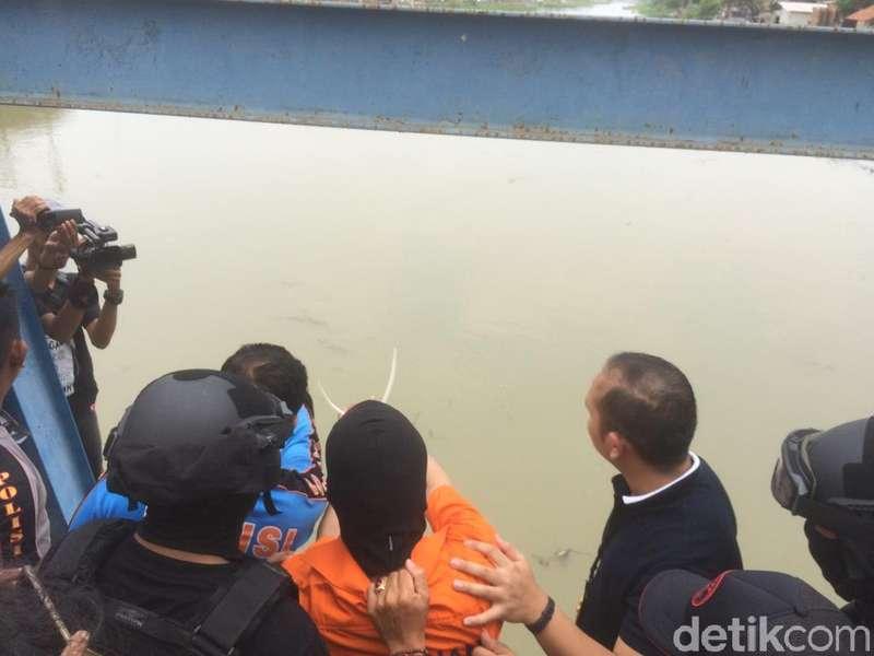 Mencari Linggis Haris Simamora di Kalimalang