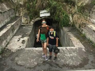 Kalau nggak liburan ke luar negeri, liburan di Yogya seperti ini juga nggak kalah asyik (Foto: Instagram/ @cutkeke_xavier)