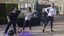 Ciat! Atlet Simone Julia Beri Tips Melindungi Diri dengan Jiu-jitsu