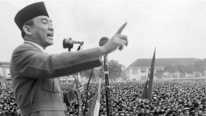 Pidato Presiden Sukarno