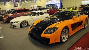 Mobil-mobil Keren Mejang di Pameran Modifikasi IMX 2018