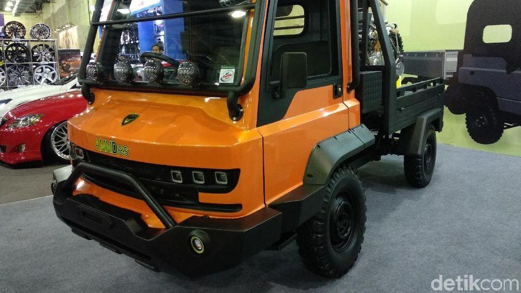 Selain Mobil Modifikasi, Bamsoet Juga Tertarik Beli AMMDes