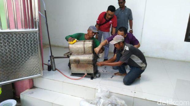 Di TPA Semarang Sampah Plastik Bisa Jadi Bahan Bakar