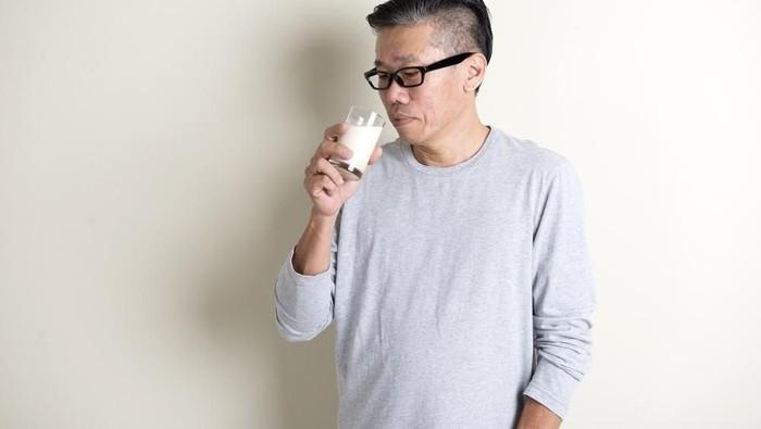 Susu cocok dikonsumsi saat sahur. (Foto: Shutterstock)