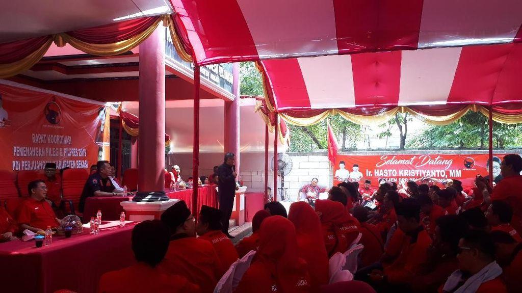 Perintah Megawati untuk Kader Menangkan Jokowi dan PDIP