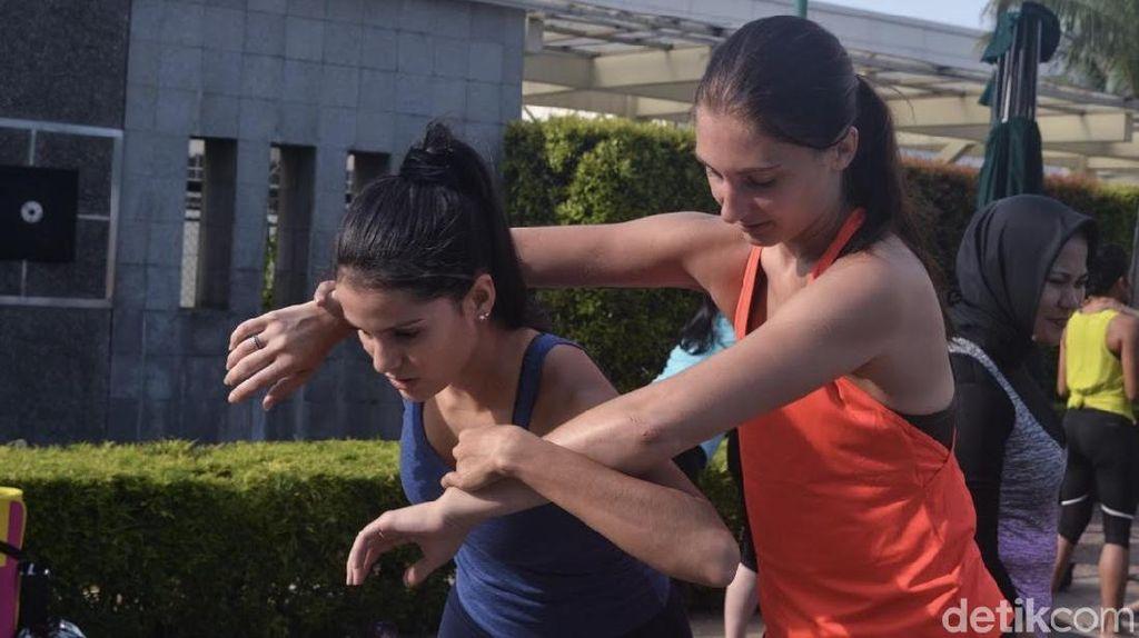 Ingin Latihan Jiu-Jitsu? Catat Tips dari Atlet Cantik Simone Julia