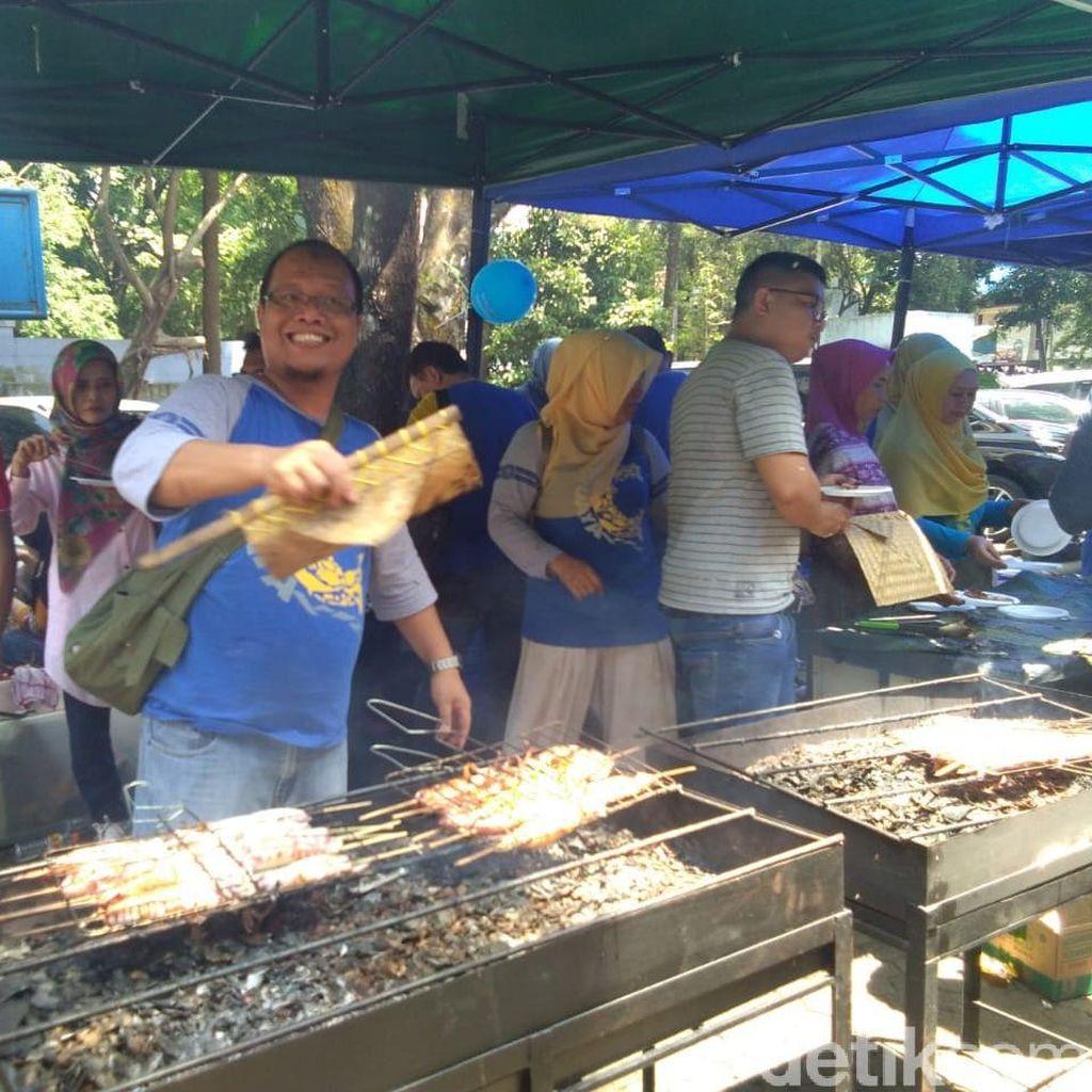 Ajak Warga Makan Ikan, IPB Gelar Fishering and Marine Science Weeks