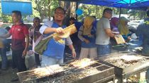 Ajak Warga Makan Ikan, IPB Gelar Fisheries and Marine Science Weeks