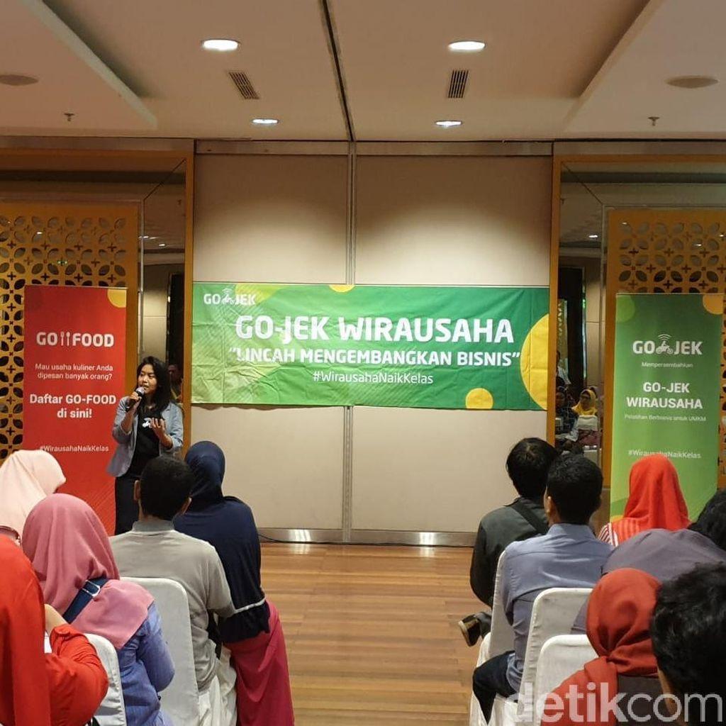 Ini Cara Go-Jek Dorong UKM Lokal Gunakan Platform Digital