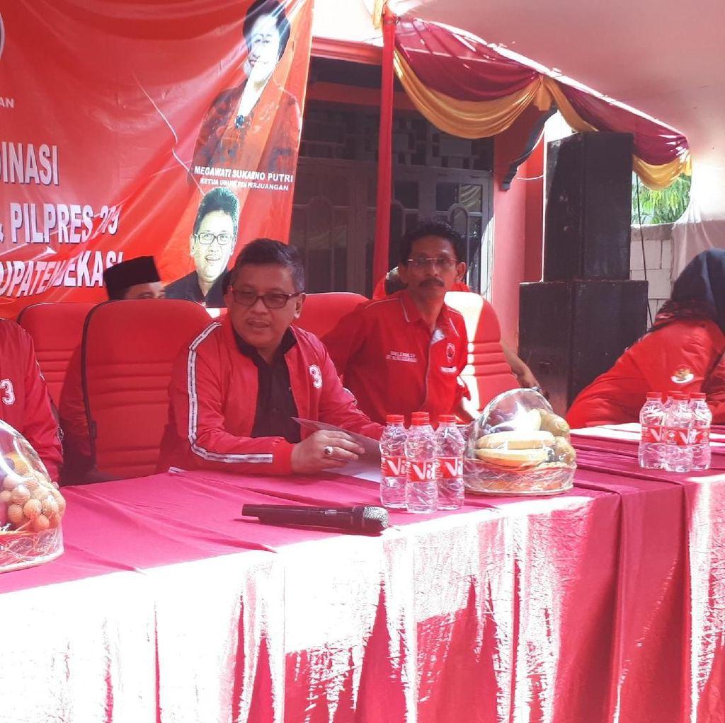 Djarot ke Kader PDIP: Jangan Terbuai Hasil Survei