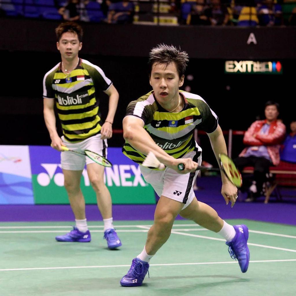 Kevin/Marcus ke Semifinal, Indonesia Pastikan Satu Tiket Final