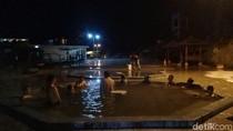 Wisata Malam Banjarnegara, Ada Pemandian Air Panas di Pegunungan