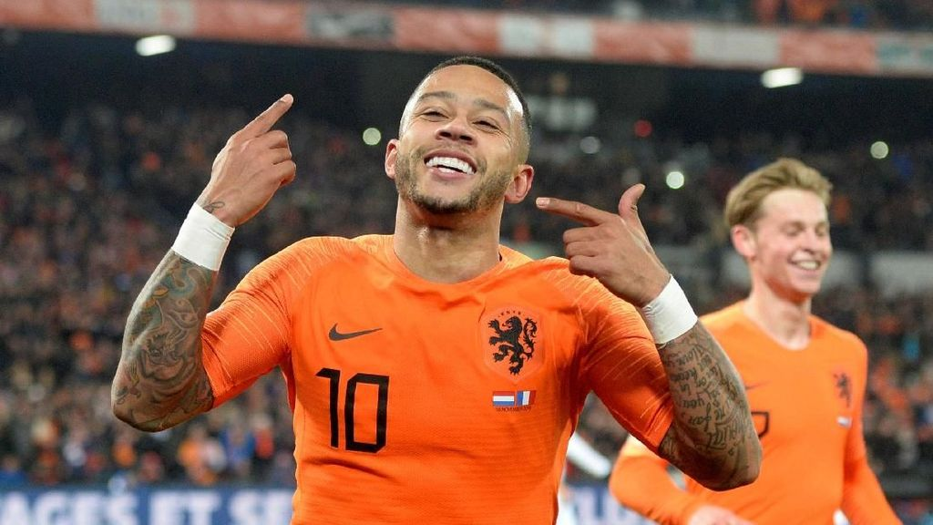 Belanda Hajar Juara Piala Dunia Prancis