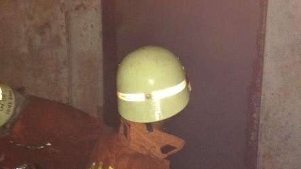 Kebakaran Rumah di Johar Baru Padam, Tidak Ada Korban