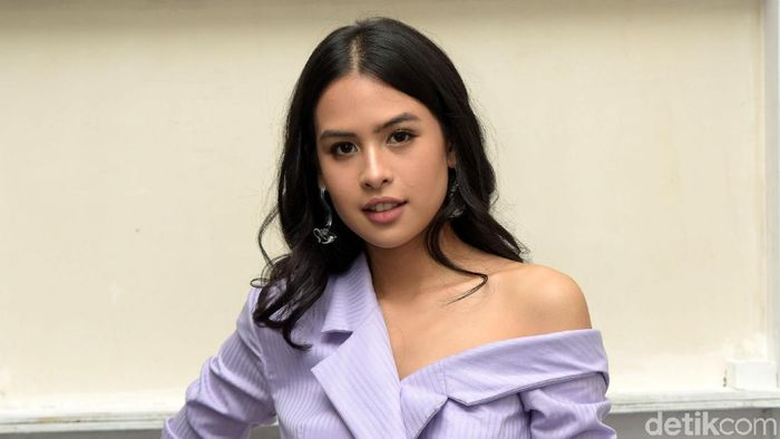 Maudy Ayunda Bingung Pilih Kampus Netizen Ikutan Dilema Foto Noel Detikcom