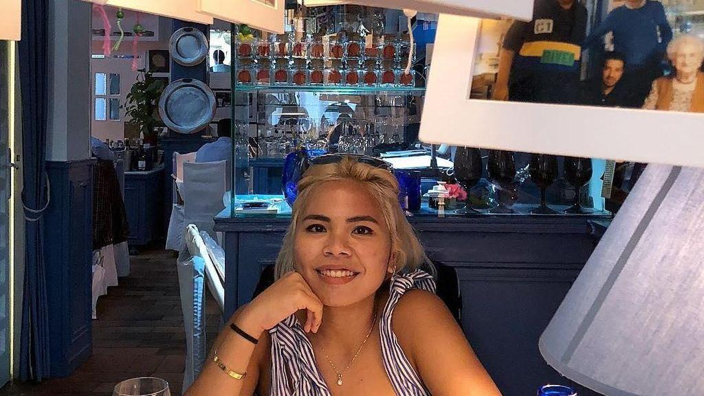 Gaya Kulineran Putri Cantik Hotman Paris, Felicia Hutapea