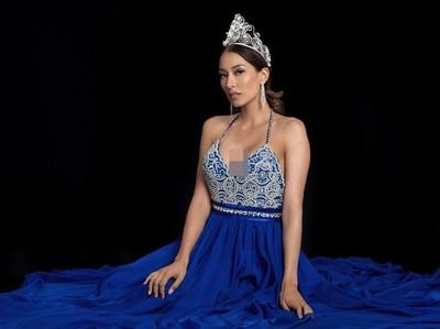 Foto: Liburannya Miss Kosta Rika 2017 yang Bikin Gagal Fokus