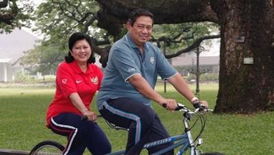 Menikah 42 Tahun, Susilo Bambang Yudhoyono dan Istri Tetap Mesra