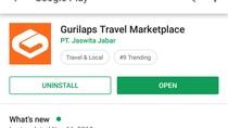 Kemudahan Wisatawan Bertualang di Jabar Lewat Aplikasi Gurilaps