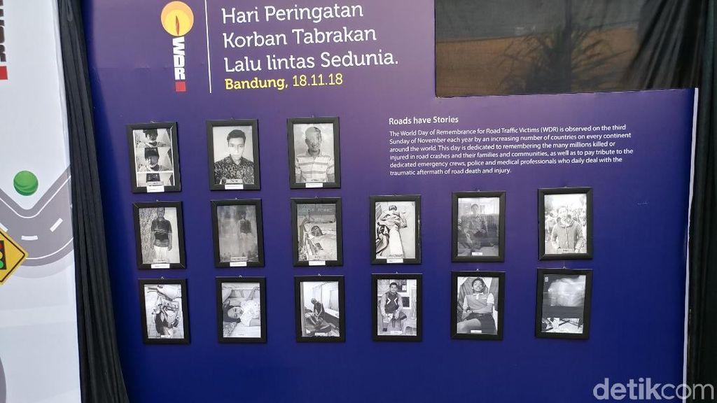 Kisah Haru Korban di Hari Peringatan Tabrakan Lalu Lintas Sedunia