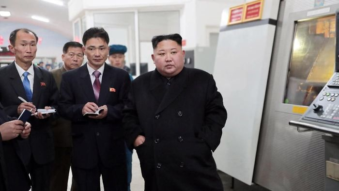 Foto: Dok. KCNA via REUTERS